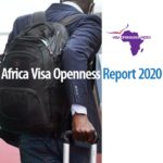 Visa openness in Africa.