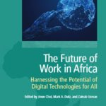 Research the future of work in Africa.