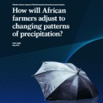 Research rain or precipitation patterns in Africa.