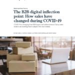 Research how B2B has changed post Covid-19.