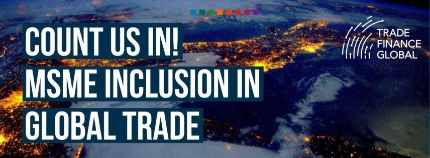 Tradecast – Count us in! MSME inclusion in global trade