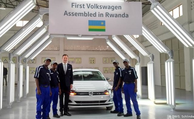 German car industry doubles down on Africa